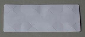 防撕毁标签  YG-T607